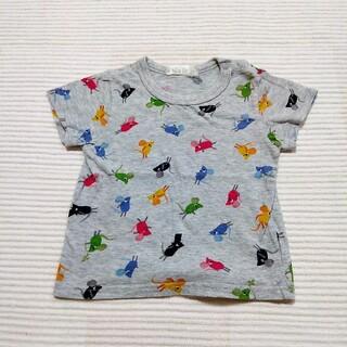 ユニクロ(UNIQLO)の◆UNIQLO ユニクロ レオ・レオニズ 80 半袖 Tシャツ ねずみ(Tシャツ)