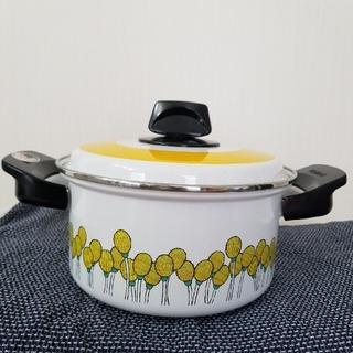 ゾウジルシ(象印)のZOJIRUSHI ホーロー鍋(鍋/フライパン)