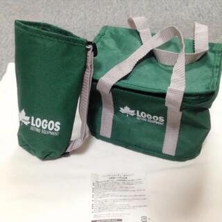 ロゴス(LOGOS)のLOGOS 保冷バッグ ボトルホルダー セット アウトドア ロゴス(その他)