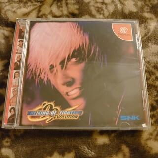 エスエヌケイ(SNK)のKOF99 Dreamcast ドリームキャスト SNK(家庭用ゲームソフト)