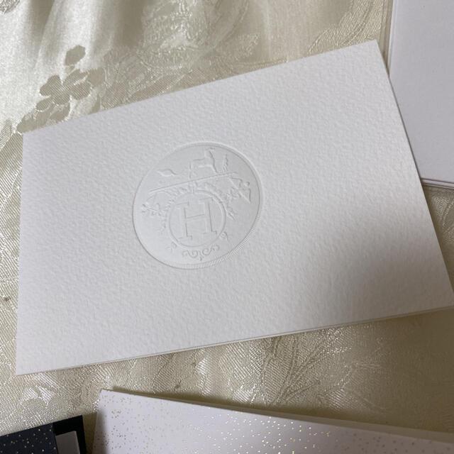 CHANEL(シャネル)のメッセージカード インテリア/住まい/日用品の文房具(ノート/メモ帳/ふせん)の商品写真