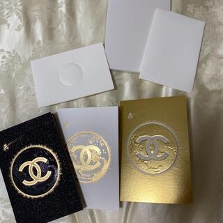 CHANEL - メッセージカード