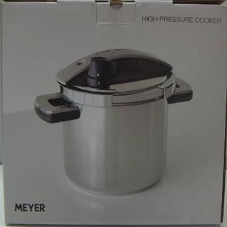 マイヤー(MEYER)の新品未開封★マイヤー MEYER 圧力鍋 5.5L YR-PC5.5 IH対応(鍋/フライパン)