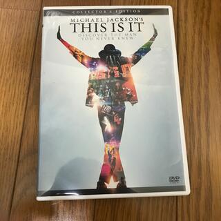 マイケル・ジャクソン THIS IS IT コレクターズ・エディション DVD