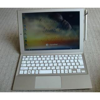 東芝 - 東芝 dynaPad PS92ASGA7P7AD51 Atom x5-Z8300