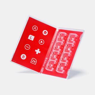 Nintendo Switch - 新品未開封 Nintendo Switch カードケース(8枚収納)