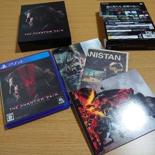 プレイステーション4(PlayStation4)のメタルギア ソリッド V ファントムペイン SPECIAL EDITION PS(家庭用ゲームソフト)