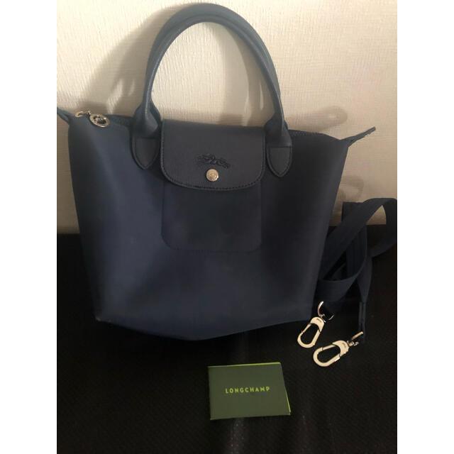LONGCHAMP(ロンシャン)のLONGCHAMP ロンシャン プリアージュ ネオ 2way バッグS  レディースのバッグ(ハンドバッグ)の商品写真