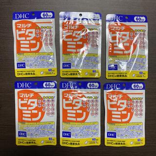 DHC - DHC マルチビタミン 60日 60粒 6袋