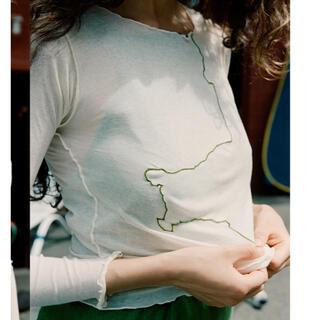 BEAUTY&YOUTH UNITED ARROWS - 【新品】Baserange long Sleeve cotton gaze