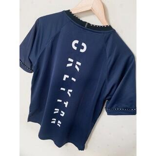オークリー(Oakley)のOAKLEY オークリー スポーツ半袖Tシャツ M 大人なシンプルデザイン(ウエア)