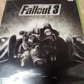 エックスボックス360(Xbox360)のフォールアウト 3 XB360(家庭用ゲームソフト)