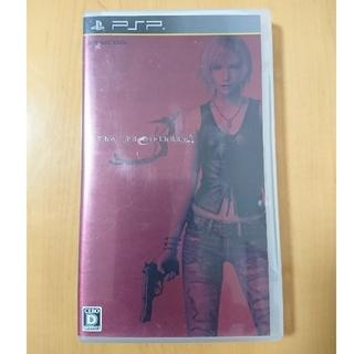 プレイステーションポータブル(PlayStation Portable)のザ・サード バースデイ PSP(携帯用ゲームソフト)