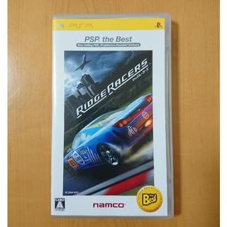 プレイステーションポータブル(PlayStation Portable)のリッジレーサーズ(PSP the Best) PSP(携帯用ゲームソフト)