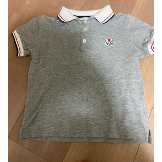 MONCLER - 最終値下 美品 モンクレール ポロシャツ 2a キッズ ベビー