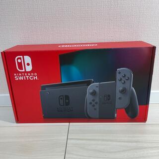 Nintendo Switch - 新型 Nintendo Switch グレー スイッチ 任天堂 本体
