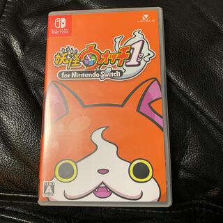 ニンテンドウ(任天堂)の妖怪ウォッチ1 for Nintendo Switch Switch(家庭用ゲームソフト)