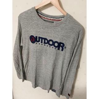 アウトドアプロダクツ(OUTDOOR PRODUCTS)のアウトドア OUTDOOR Products 長袖シャツ ロンT Lサイズ (Tシャツ/カットソー(七分/長袖))