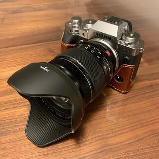 フジフイルム(富士フイルム)の【新同品】FUJIFILM X-T4・XF16-55mmF2.8 R LM WR(ミラーレス一眼)