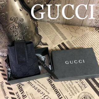 Gucci - 【人気】☆GUCCI グッチ バッグチャーム フック付き小物入れ