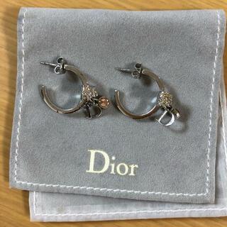 Dior - Dior リボンピアス