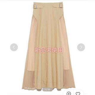 snidel - スナイデル*スイッチングスカート