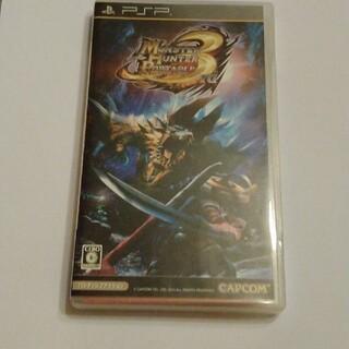 プレイステーションポータブル(PlayStation Portable)のモンスターハンターポータブル 3rd PSP(携帯用ゲームソフト)