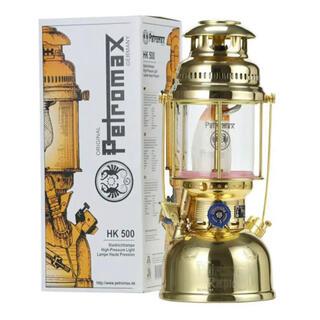 ペトロマックス(Petromax)のペトロマックス Petromax HK500 圧力式 灯油ランタン オイルランプ(ライト/ランタン)
