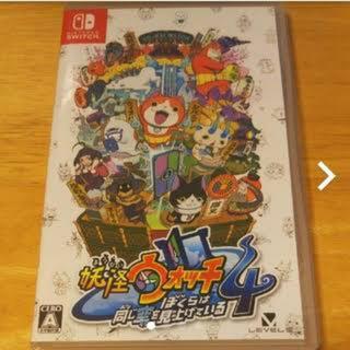 ニンテンドースイッチ(Nintendo Switch)の妖怪ウォッチ4(家庭用ゲームソフト)