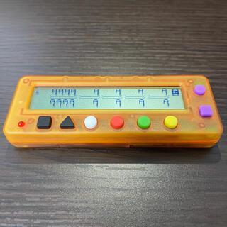 【即購入OK】勝ち勝ちくん 小役カウンター クリアオレンジ(パチンコ/パチスロ)