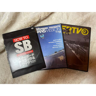 スノーボード DVD(スポーツ/フィットネス)