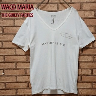 ワコマリア(WACKO MARIA)のWACOMARIA GUILTY PARTIES フロント プリント Tシャツ(Tシャツ/カットソー(半袖/袖なし))