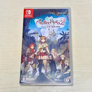 Nintendo Switch - ライザのアトリエ2 ~失われた伝承と秘密の妖精~ Switch ライザ2