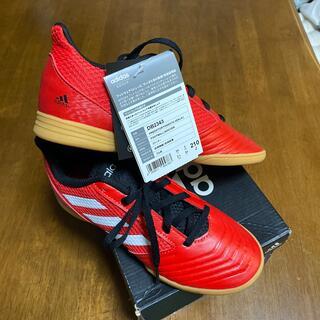 アディダス(adidas)の新品 アディダスKIDSサッカーシューズ(シューズ)