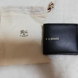 IL BISONTE - イルビゾンテ★二つ折り財布