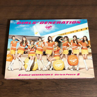 ショウジョジダイ(少女時代)の少女時代 2ndアルバム(K-POP/アジア)