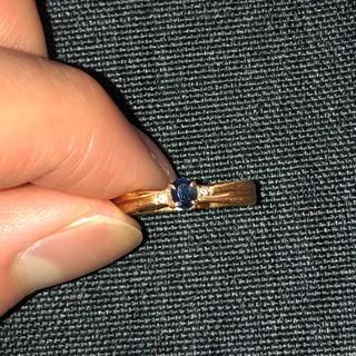 ジュエリー レア 指輪 K18刻印あり