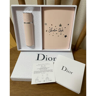 ディオール(Dior)のDIOR★ミスディオールトラベルセット★ブルーミングブーケ&パスポートケース(その他)
