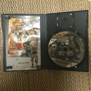 エスエヌケイ(SNK)のメタルスラッグ6 PS2 説明書付属(家庭用ゲームソフト)