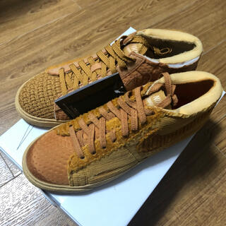 ナイキ(NIKE)のNike by you cpfm blazer 26cm(スニーカー)