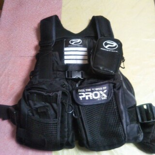 PROX ウェーディングジャケット ライフジャケット フイッシング ショアジギ(ウエア)