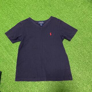 POLO RALPH LAUREN - ラルフローレン ネイビー Tシャツ 3T