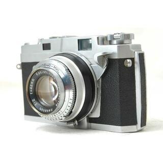 コニカミノルタ(KONICA MINOLTA)の【ほぼ新品】Konica III Hexanon 48mm #1058052(フィルムカメラ)