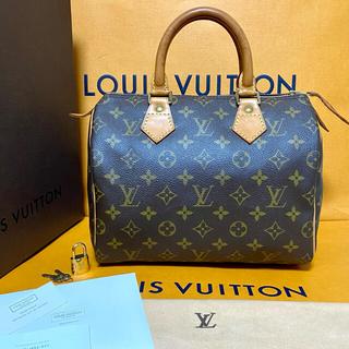 LOUIS VUITTON - ✴︎超人気 美品✴︎ルイヴィトン スピーディー25 モノグラム