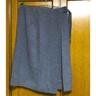 イネド(INED)のイネド   ラップスカート  (ひざ丈スカート)