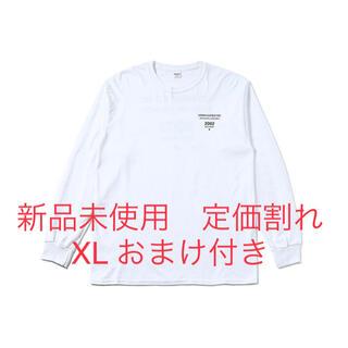 アンディフィーテッド(UNDEFEATED)の新品未使用 おまけ付き定価割れ undefeated Tシャツ(Tシャツ/カットソー(七分/長袖))