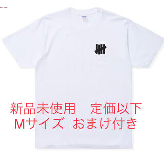 UNDEFEATED - 新品未使用 定価割れ おまけ付き undefeated Tシャツ