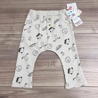 しまむら - SNOOPY スヌーピー peanuts ズボン グレー パンツ 80 しまむら