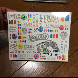 Kis-My-Ft2 - キスマイ 中古CD  ISCREAM