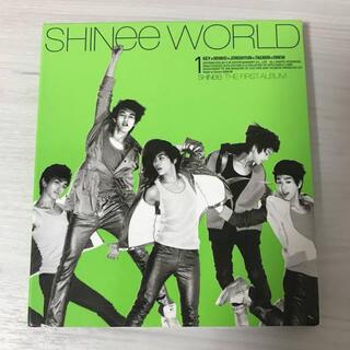 SHINee - SHINee World 1st album